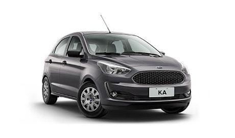 Ford Nuevo Ka 5 puertas Ver S