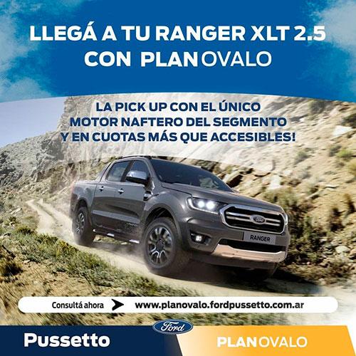 Venta Directa Ford Ranger 2021